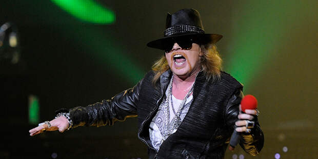 Guns N' Roses And Sebastian Bach Perform At The Joint At The Hard Rock Hotel & Casino