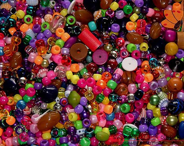 Схемы для браслетов из бисера.. Фото №2