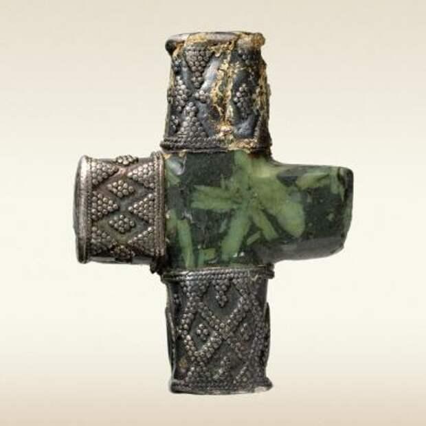 Крест-корсунчик. Первая четверть XIII века