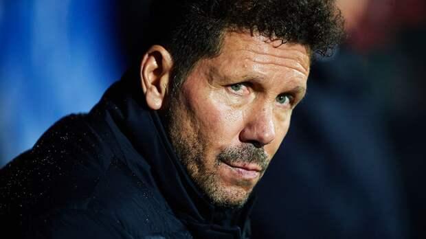 «Атлетико» впервые проиграл в домашнем матче плей-офф Лиги чемпионов при Симеоне