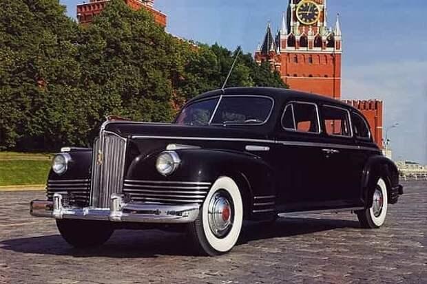 """Легендарный """"ЗИС-115"""", на чём ездил Сталин и сколько это стоит."""