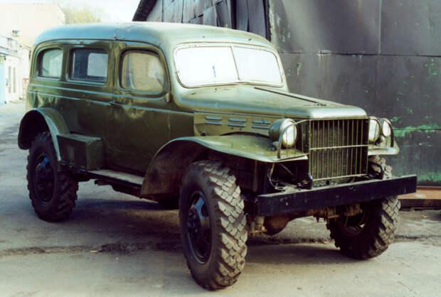 Автомобиль повышенной проходимости Dodge WC-53 (1942), США.jpg