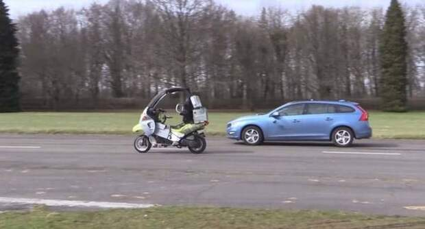 AB Dynamics представила новую версию своего тестового автомобиля Guided Soft Target