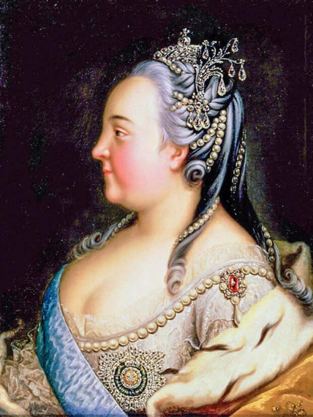 Почему к 40 годам дочь Петра I из красавицы превратилась в чудовище