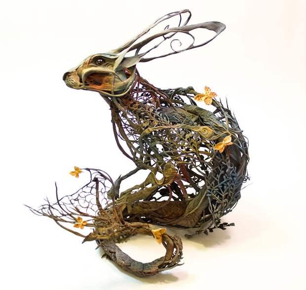 surreal-animal-sculptures-ellen-jewett-5