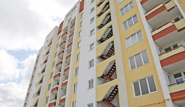 Эксперты назвали рыночные цены на квартиры в Симферополе