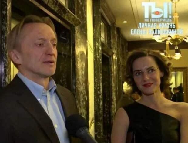 61-летний Александр Яцко женится на молодой возлюбленной