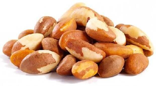 Бразильский орех полезные свойства