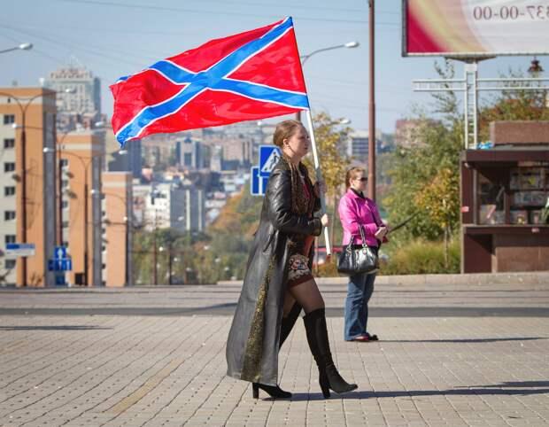 В эфире киевского ТВ разгорелся спор о донбассовцах