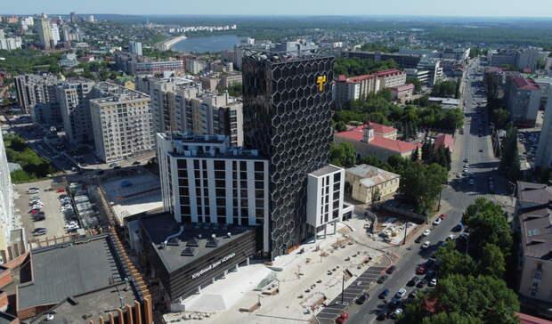 ГК «Первый Трест» завершила строительство «Визитной карточки» Уфы