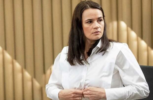 Западная марионетка Тихановская выступила против БелАЭС
