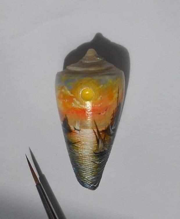 Миниатюрная живопись (подборка)