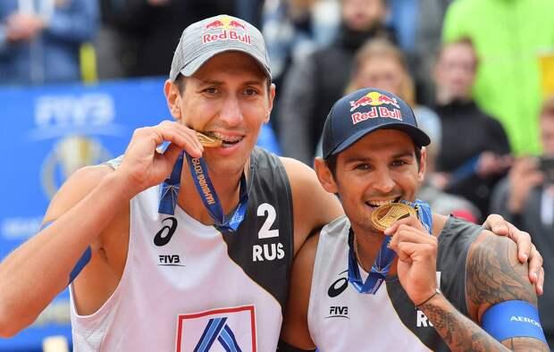 «Исторический результат»: в пляжном волейболе россияне впервые выиграли золото
