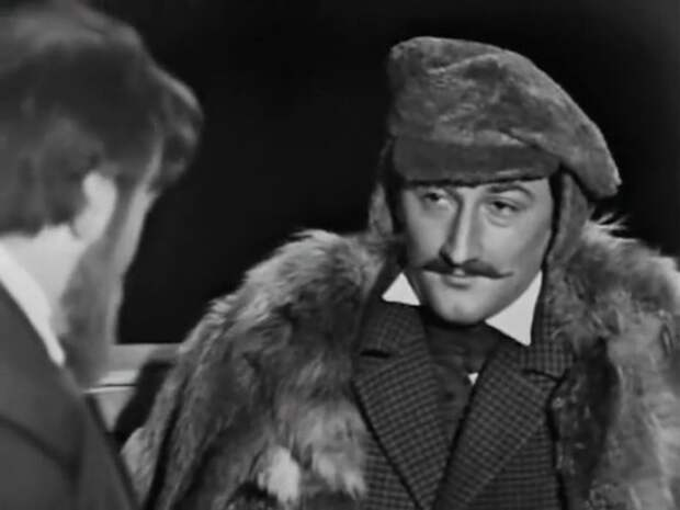 Борис Клюев: импозантный злодей отечественного кино