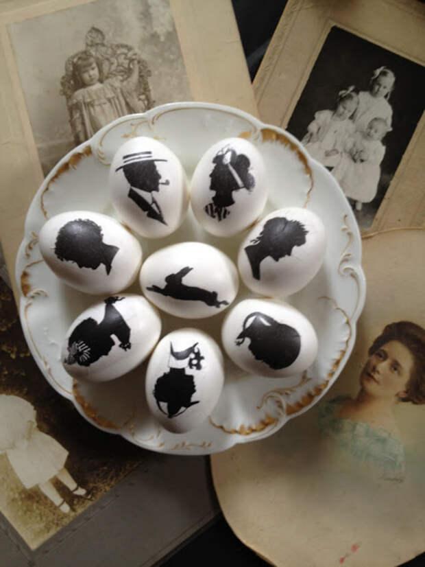 Как украсить яйца на Пасху, чтобы было «не как у всех» - 28 идей - 13