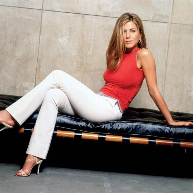 Дженнифер Энистон (Jennifer Aniston) в фотосессии Лена Айриша (Len Irish) (1997), фото 8