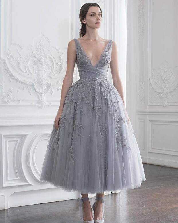 Paolo Sebastian - платье №2