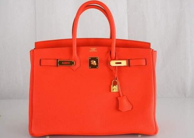 Birkin Bag от Hermes.