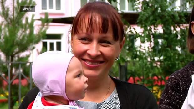 Екатерина Молчанова: Важно, что в непростые времена государство старается поддержать семьи с детьми