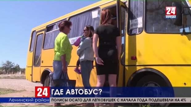 В село Осовины Ленинского района увеличили количество рейсов маршрута №65