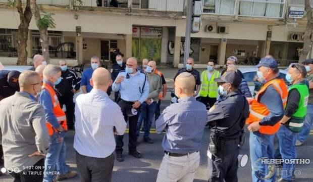 «Портал в ад» в Тель-Авиве