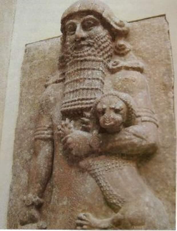 Герой вавилонского эпоса Гильгамеш, С Каспиотидой, возможно, связаны предания о знаменитых походах таких легендарных личностей, как Гильгамеш, аргонавты, Моисей, Александр Македонский.