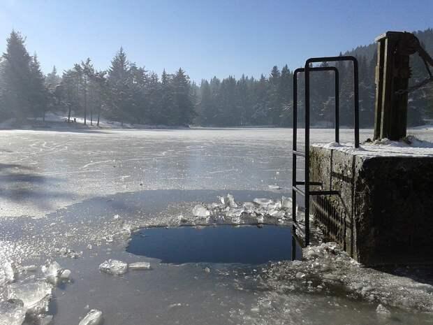 В Ижевске решили отменить крестный ход к иордани на пруду в праздник Крещения Господня