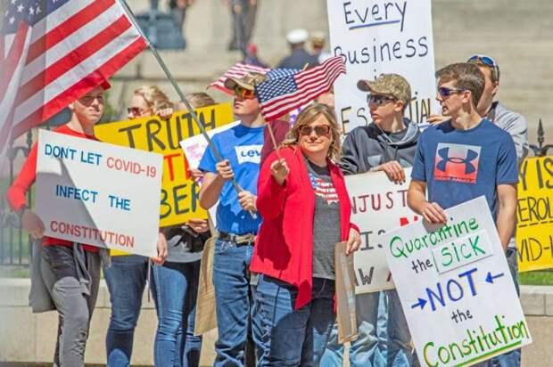 Шесть весомых аргументов в пользу скорой деградации США