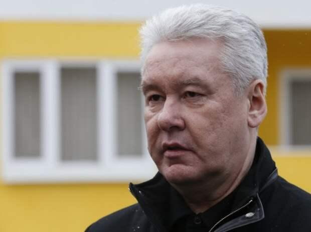 Собянин: Отмена платной парковки в Москве приведет к транспортному коллапсу