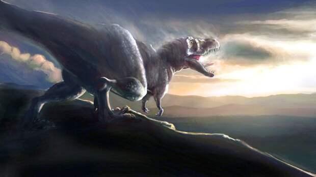 Количество существовавших на Земле тираннозавров превышало 2,5 миллиарда