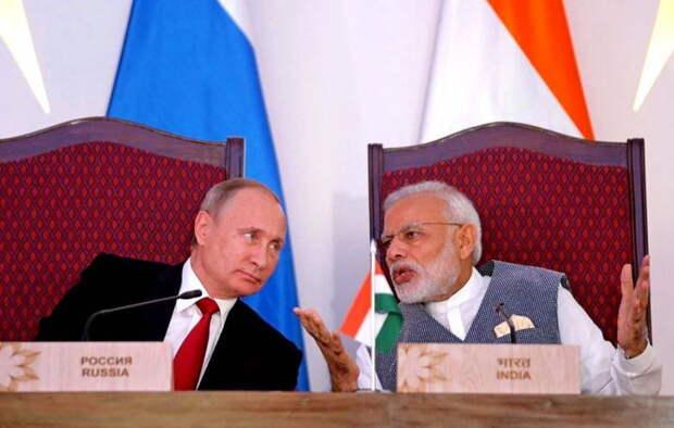 Перенос саммита: в Индии все больше недовольны политикой России
