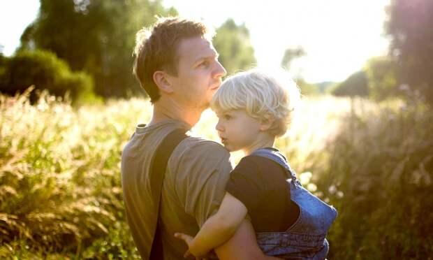 Богатый отец хотел показать сыну, как живут бедные люди, авместо этого сам получил урок