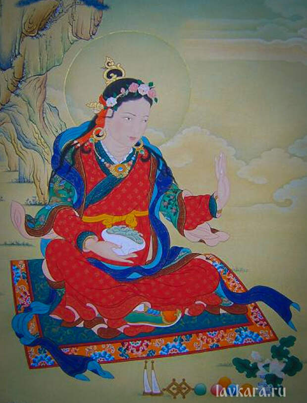 Тибетская история …Марии Магдалины