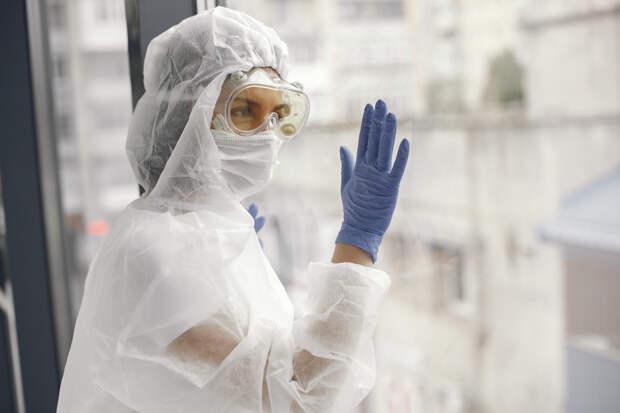 В России за сутки вновь выявили более 9 тысяч заражённых COVID-19