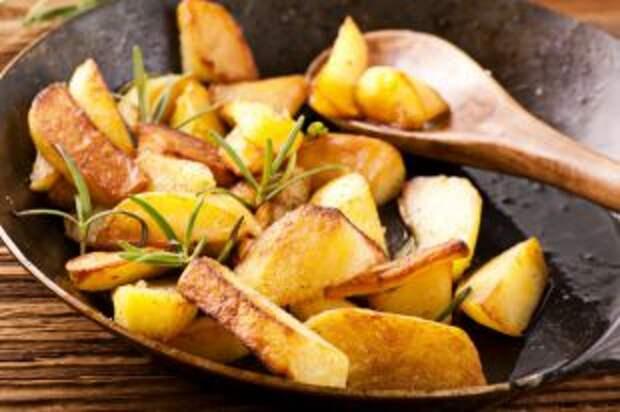 Обед из картофеля. 8 блюд из корнеплода от салата до десерта