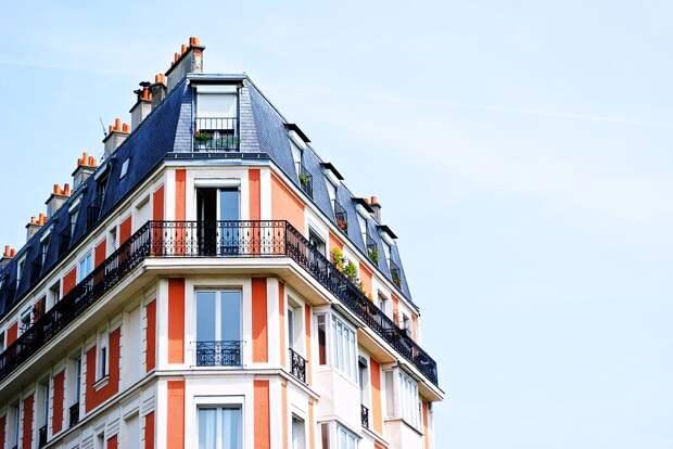 Жилой Дом, Балконы, Здание, Балкон, Квартира