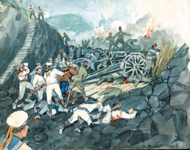 Война и мир другого графа Толстого