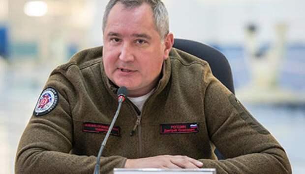 Рогозин о позиции США по Северному потоку: «Демарш людоеда» | Продолжение проекта «Русская Весна»