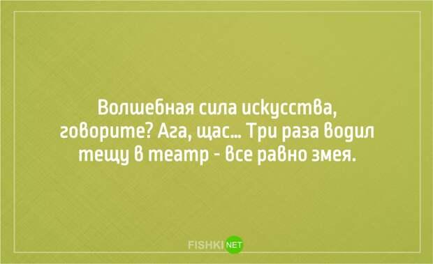 25 анекдотов про тещу Анекдоты, юмор