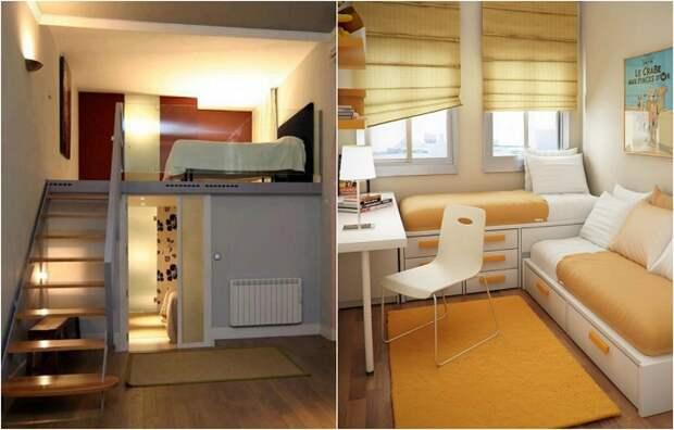 Примеры трендового интерьера спальной комнаты, которые придутся по вкусу даже профессиональным дизайнерам.