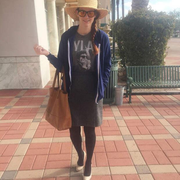 День 1: Summer Bellessa - настоящая леди