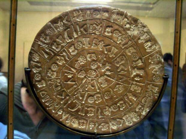 Фестский диск: Реликвия из Атлантиды?