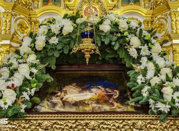Праздничные Рождественские богослужения пройдут в храмах Удмуртии