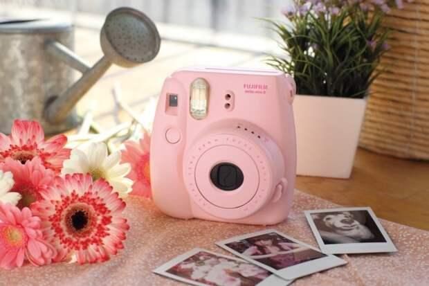 Fujifilm Instax Mini 8-Pink-10