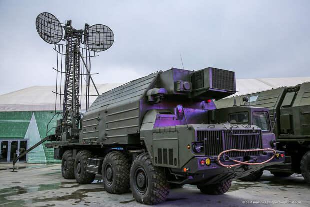 На вооружении ВС России появятся тропосферные системы РЭБ