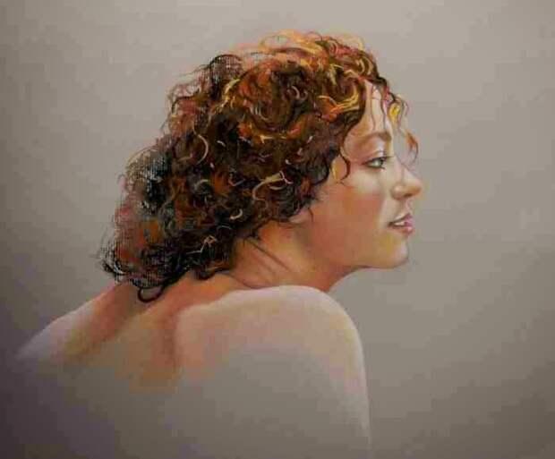 Современный американский художник. Ron Oden