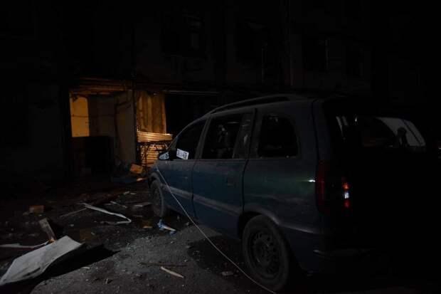 Война в Карабахе. Видео. 02.10.2020