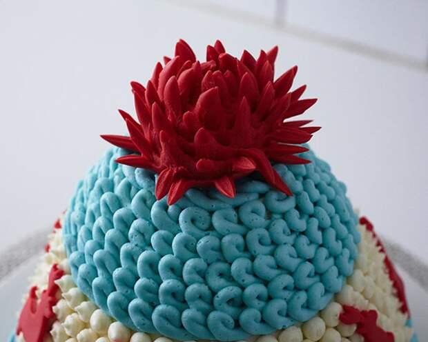 Шапко-торт