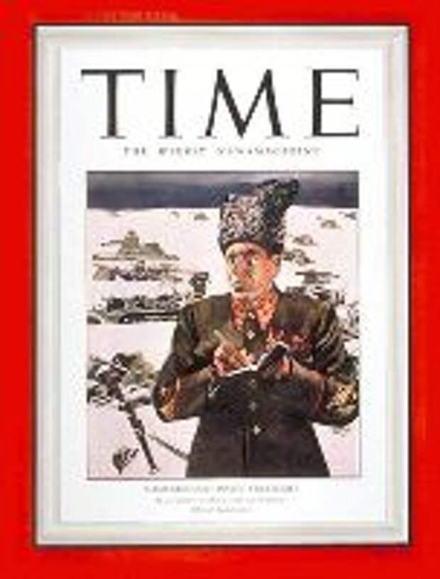 маршал Борис Шапошников, советские полководцы