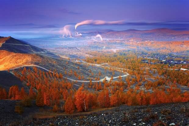 Карабаш земля, красота, природа, россия